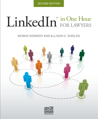 LinkedIn in One Hour Second edition cover